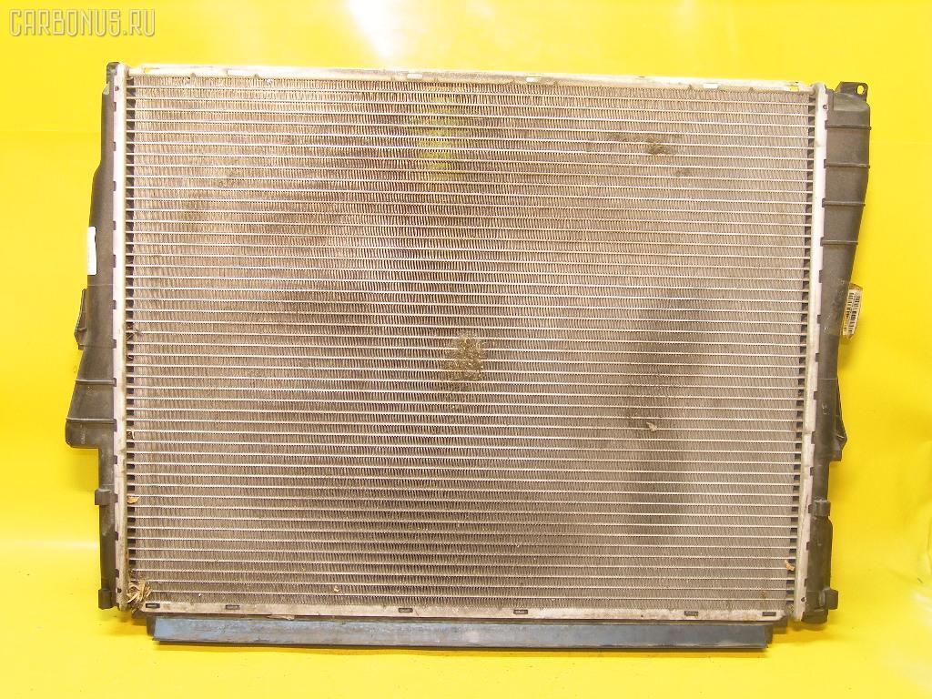 Радиатор ДВС BMW 3-SERIES E46-AV22 M54-226S1. Фото 4