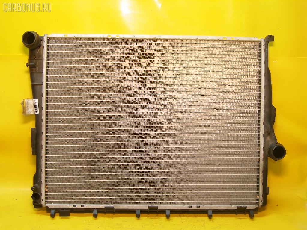 Радиатор ДВС BMW 3-SERIES E46-AV22 M54-226S1. Фото 5
