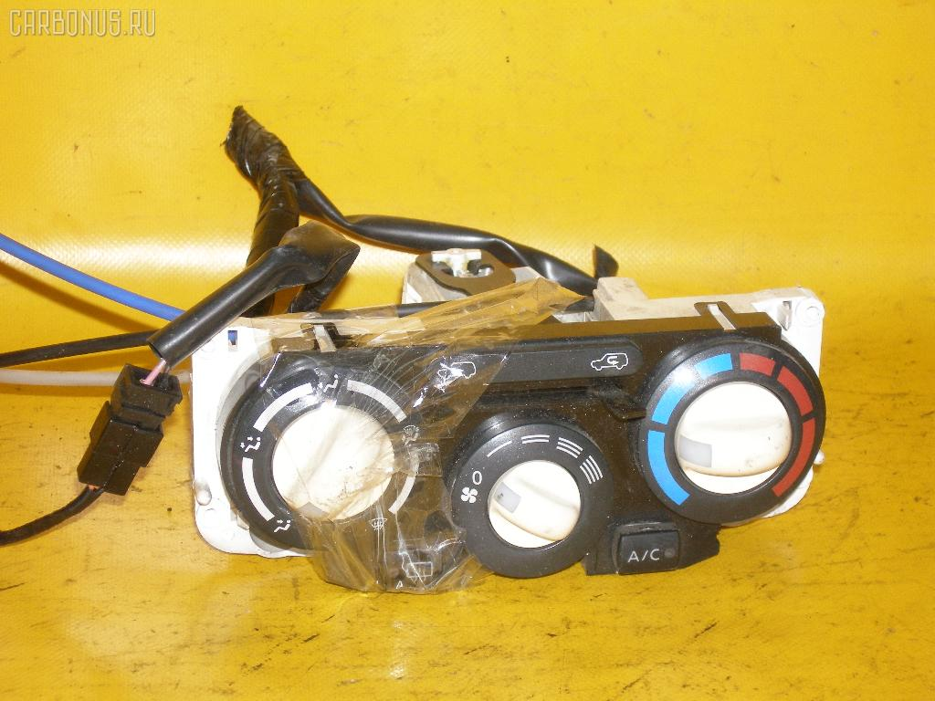 Блок управления климатконтроля NISSAN MARCH AK12 CR12DE. Фото 6