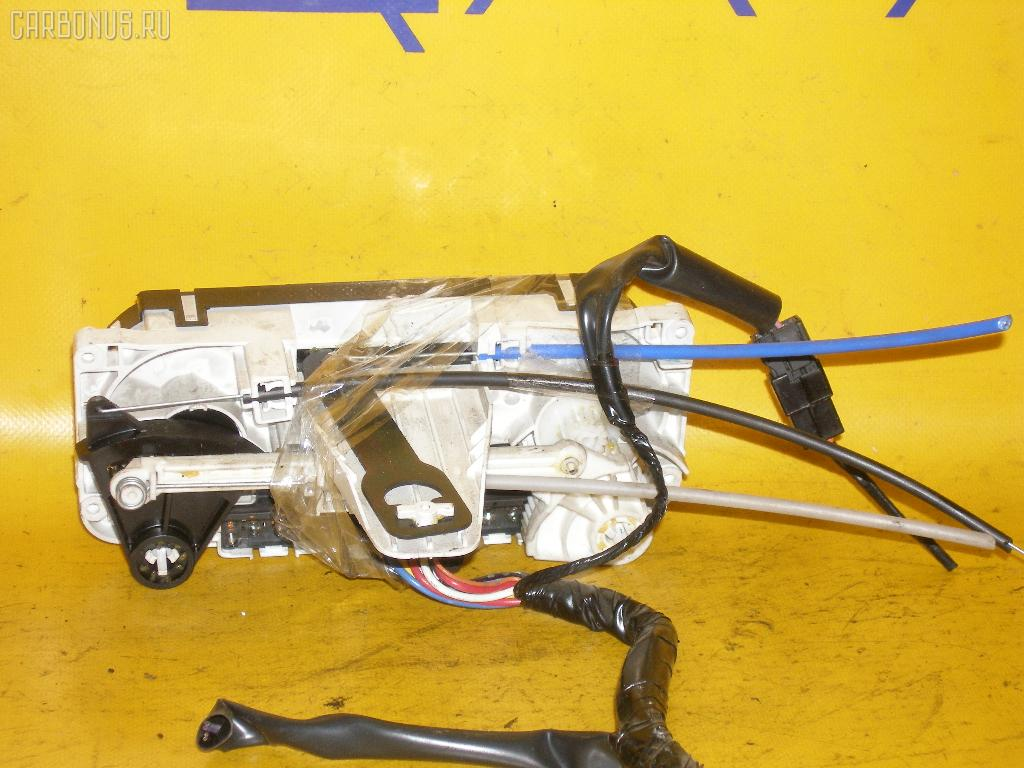 Блок управления климатконтроля NISSAN MARCH AK12 CR12DE. Фото 7