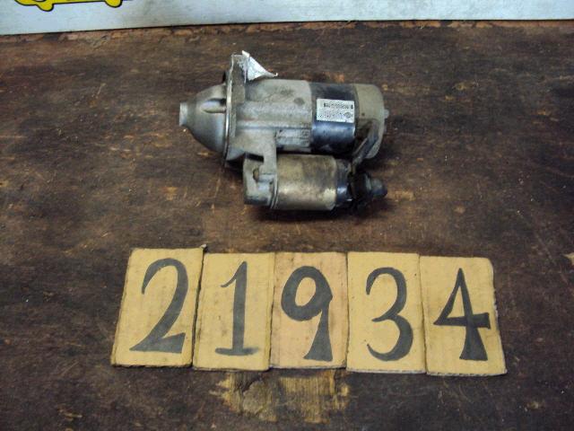 Стартер NISSAN SKYLINE ER34 RB25DE. Фото 3