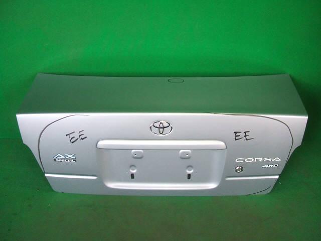 Крышка багажника TOYOTA TERCEL EL55. Фото 3