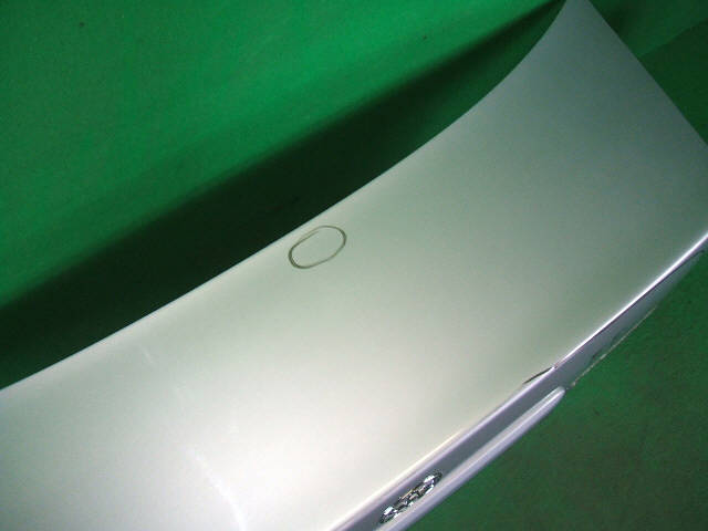 Крышка багажника TOYOTA TERCEL EL55. Фото 2