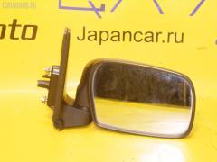 Зеркало двери боковой TOYOTA SUCCEED NCP55V Фото 2