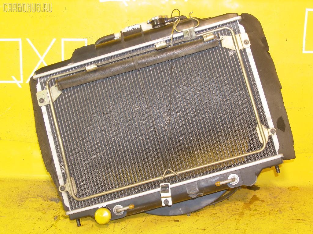 Радиатор ДВС NISSAN CARAVAN VPE25 KA20DE. Фото 5