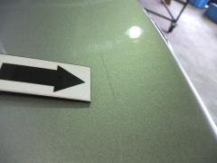 Крышка багажника HONDA LEGEND KB1 Фото 4
