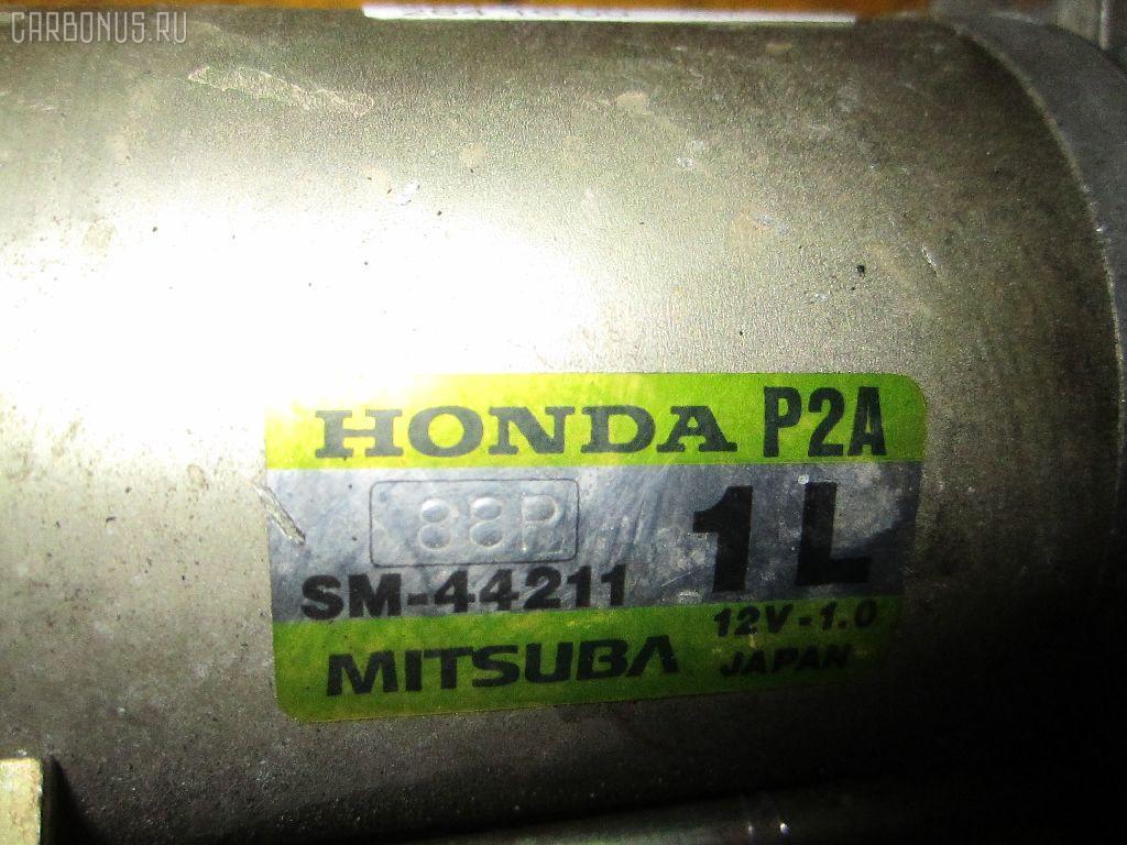 Стартер HONDA ORTHIA EL2 B20B. Фото 5