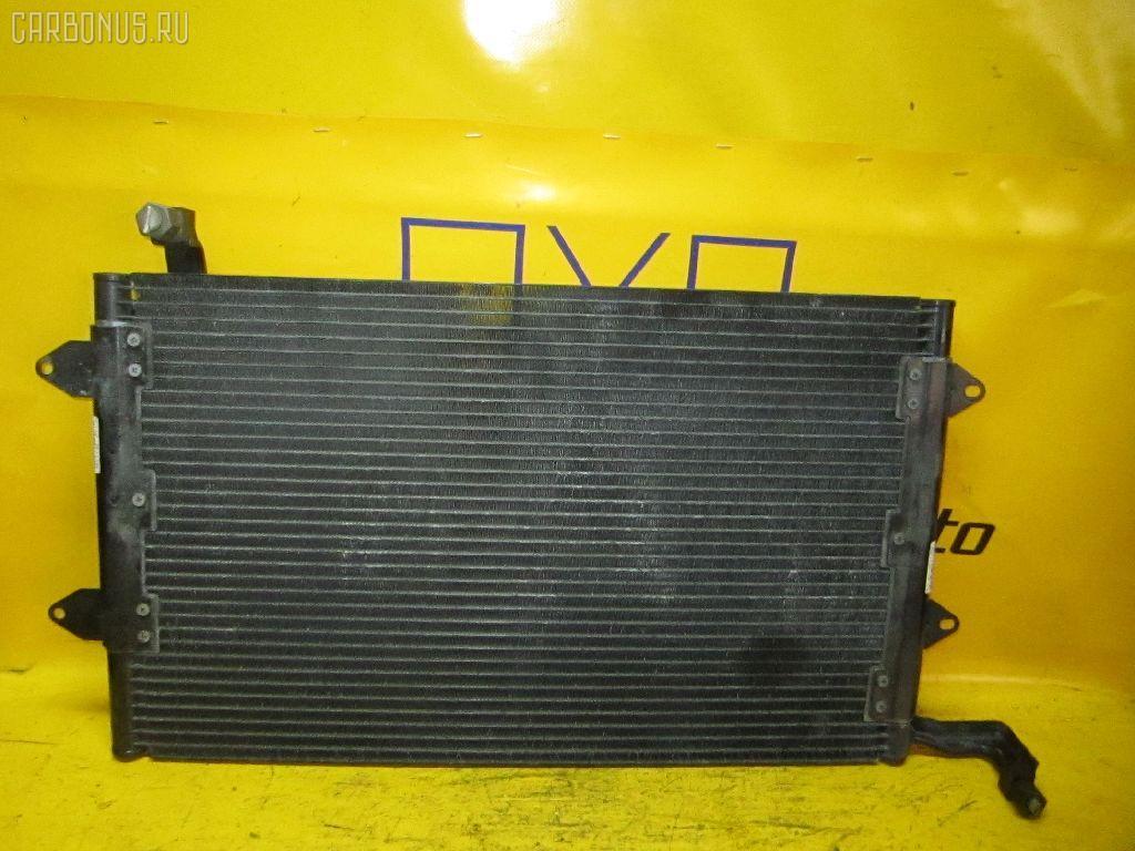 Радиатор кондиционера VOLKSWAGEN GOLF III 1HAAA AAA. Фото 2