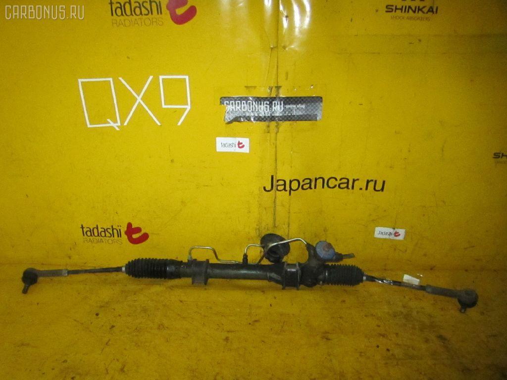 Рулевая рейка NISSAN LIBERTY RM12 QR20DE. Фото 5