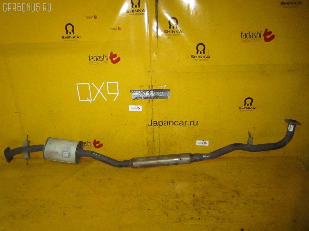 Глушитель NISSAN LIBERTY RM12 QR20DE. Фото 2