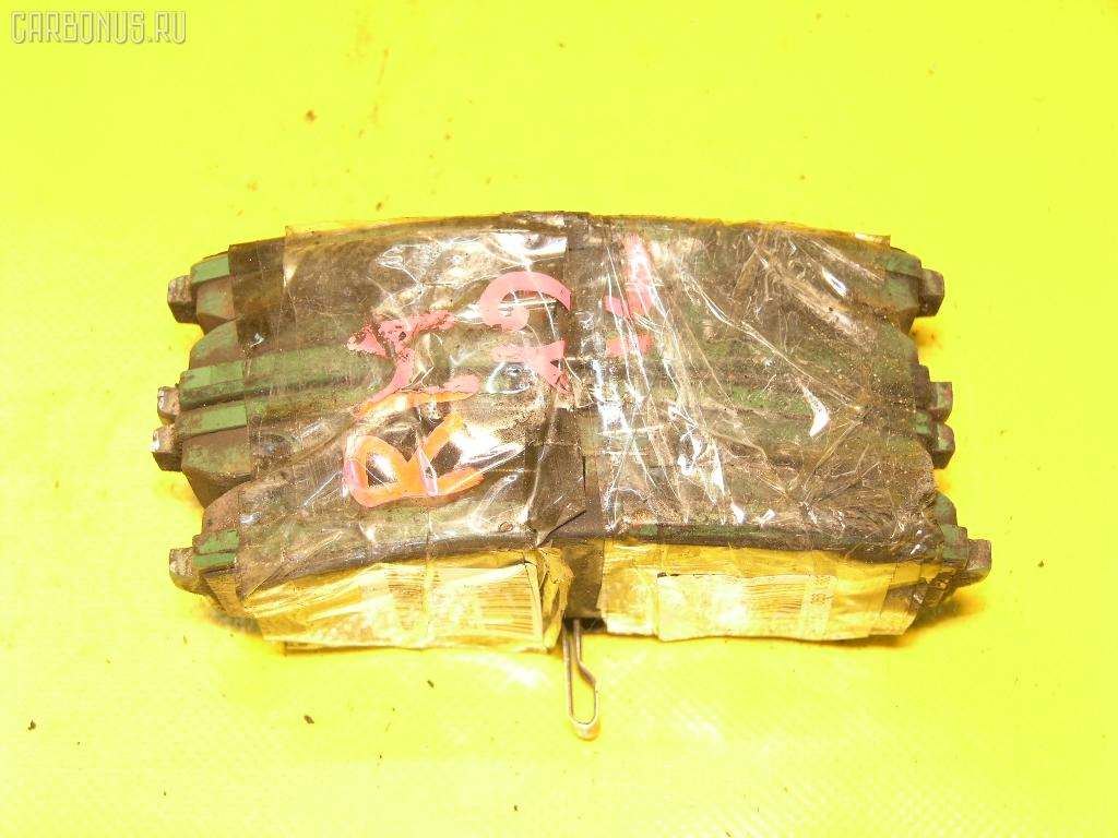 Тормозные колодки NISSAN LIBERTY RM12 QR20DE. Фото 2