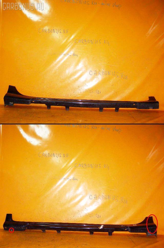 Порог кузова пластиковый ( обвес ) NISSAN PRIMERA WAGON WTP12. Фото 1