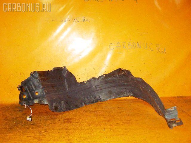 Подкрылок NISSAN PRIMERA WAGON WTP12 QR20DE. Фото 4