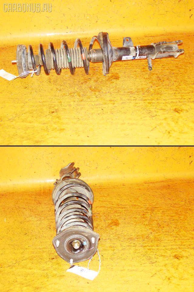 Стойка амортизатора TOYOTA ST215 3S-FE. Фото 9