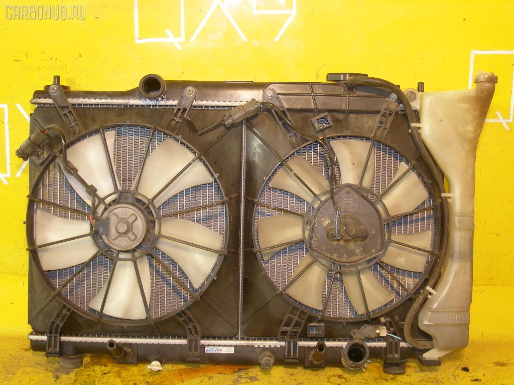 Радиатор ДВС HONDA STREAM RN4 K20A. Фото 1