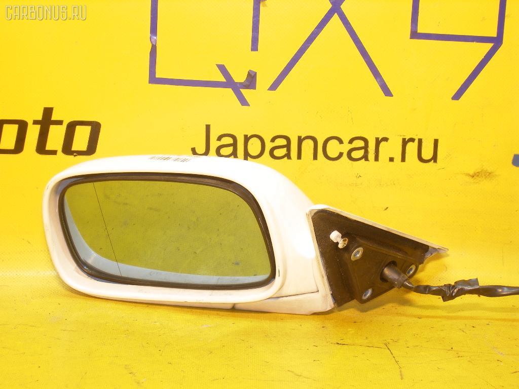 Зеркало двери боковой TOYOTA CHASER JZX100. Фото 9