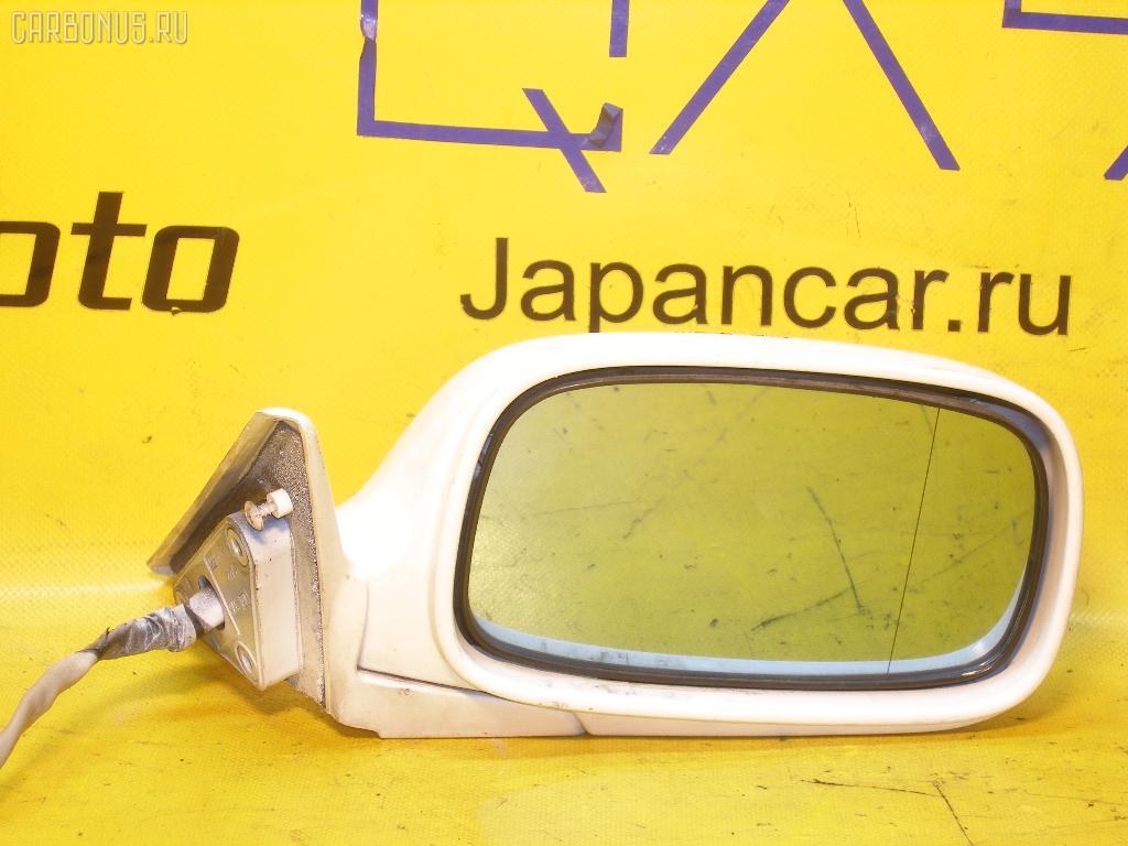 Зеркало двери боковой TOYOTA CHASER JZX100. Фото 10