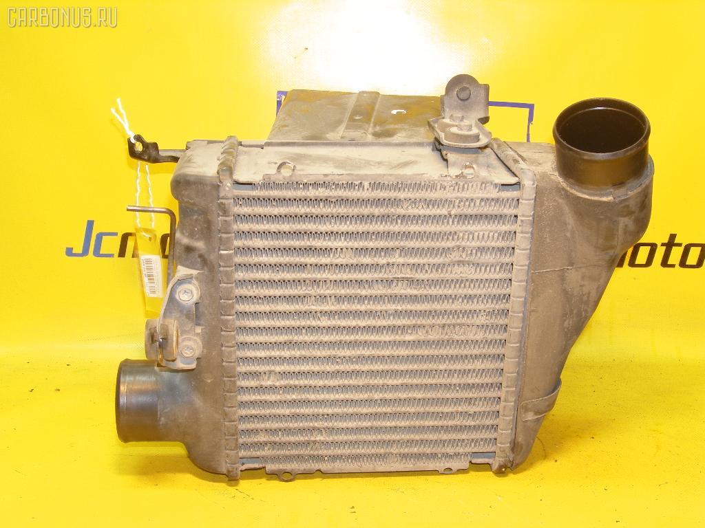 Радиатор интеркулера TOYOTA CHASER JZX100 1JZ-GTE Фото 2