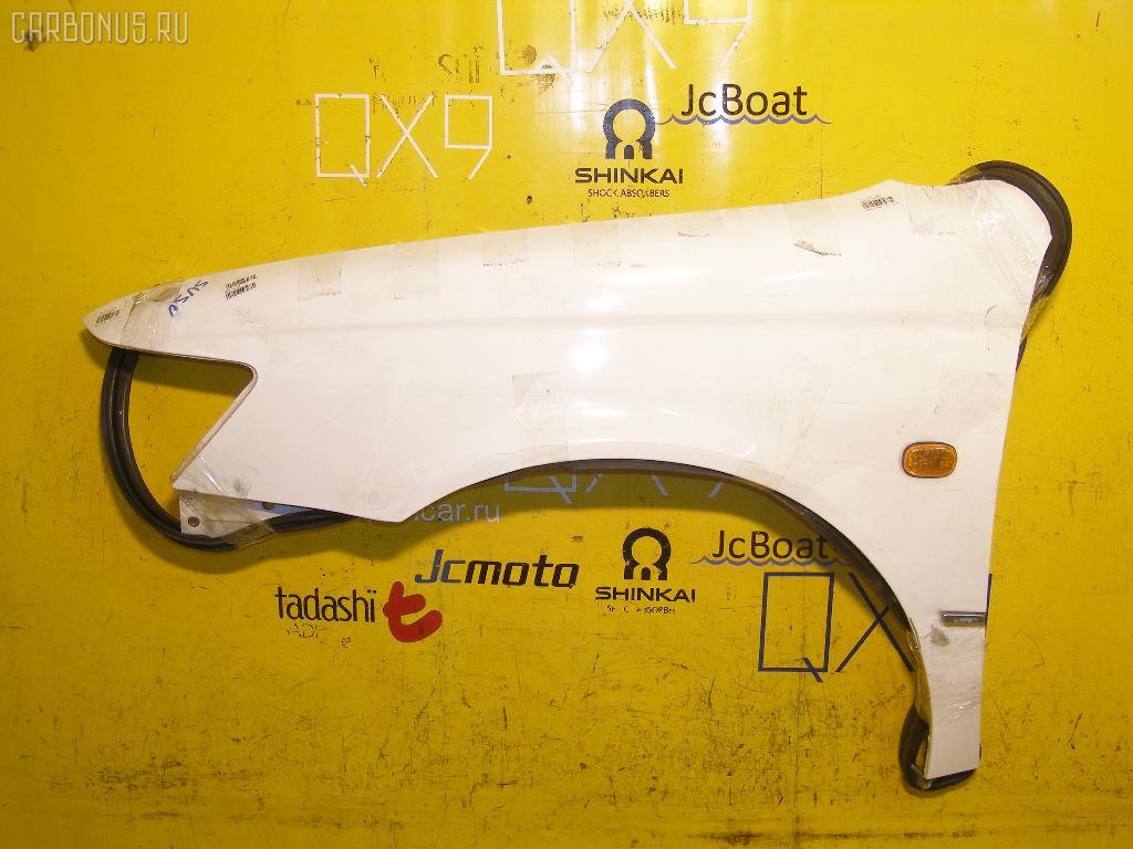 Крыло переднее TOYOTA VISTA SV50. Фото 9