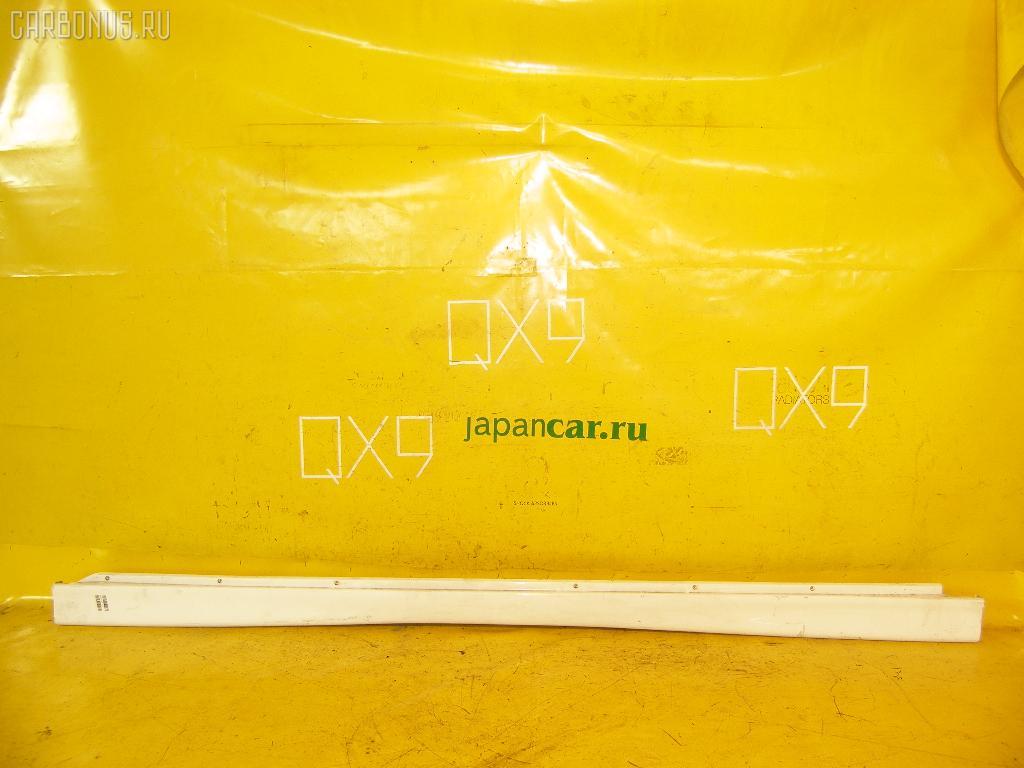 Порог кузова пластиковый ( обвес ) TOYOTA VISTA ARDEO SV50G. Фото 7