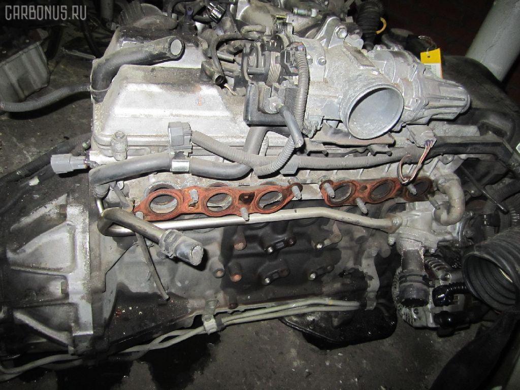 Двигатель TOYOTA CROWN JZS171 1JZ-GE. Фото 7