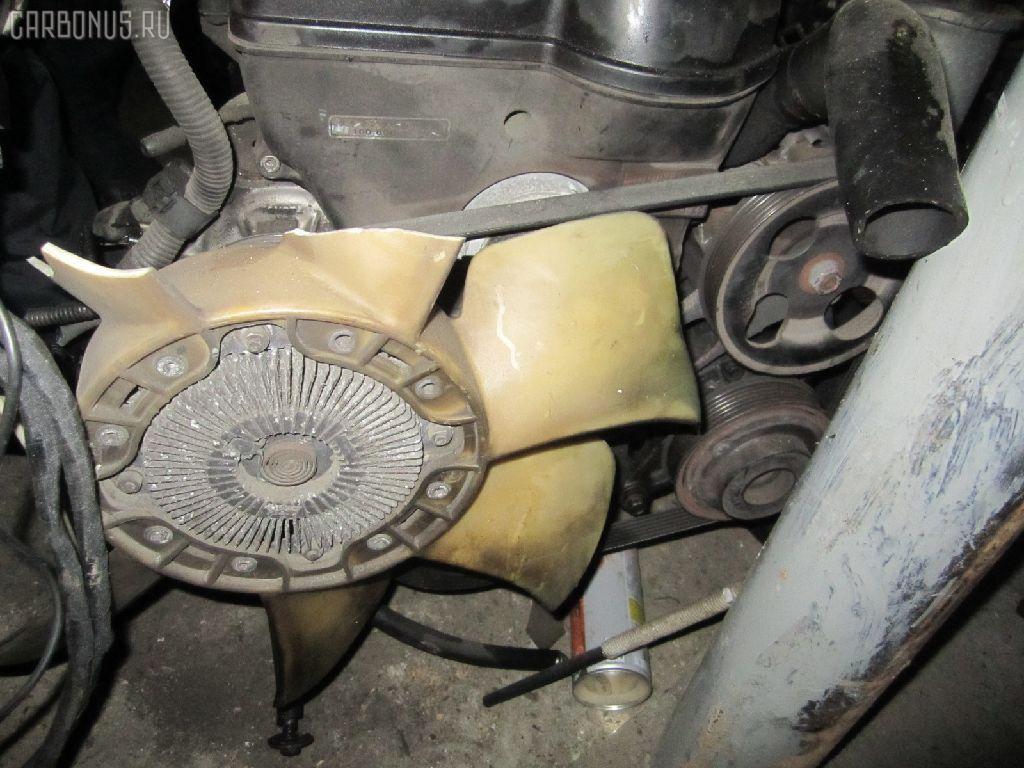 Двигатель TOYOTA CROWN JZS171 1JZ-GE. Фото 8