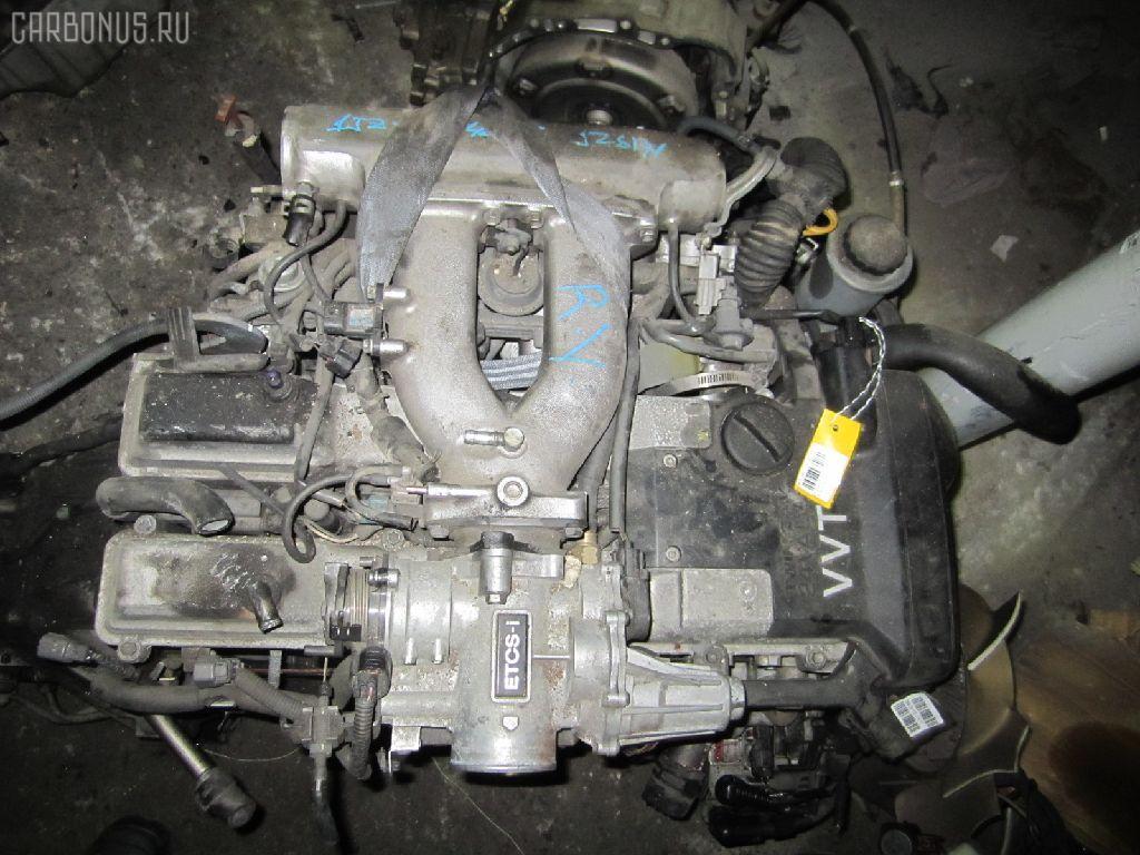 Двигатель TOYOTA CROWN JZS171 1JZ-GE. Фото 10