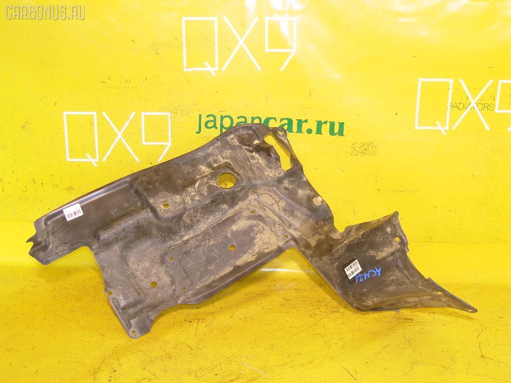 Защита двигателя TOYOTA IPSUM ACM21W 2AZ-FE. Фото 1