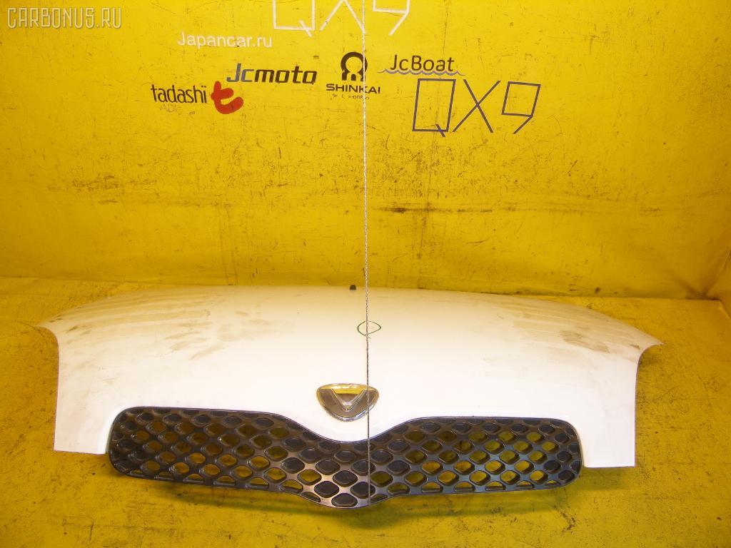 Капот TOYOTA VITZ NCP15. Фото 10