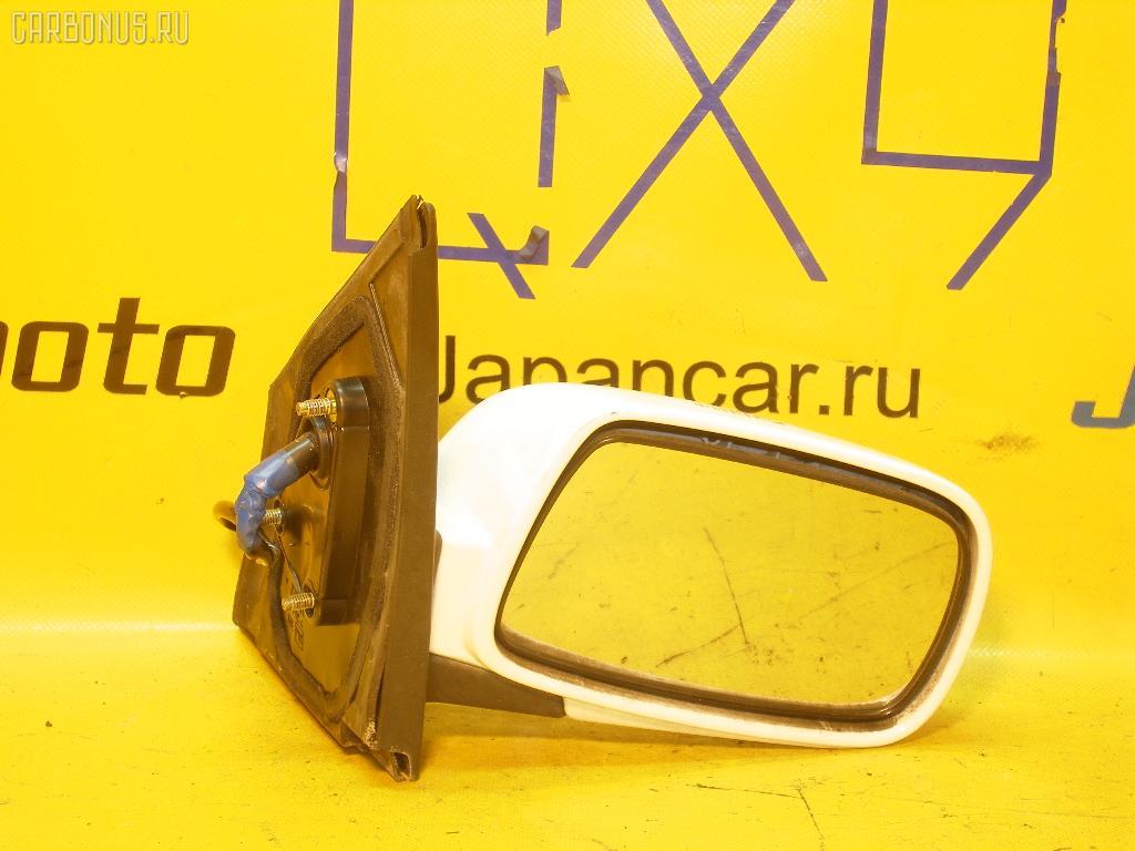 Зеркало двери боковой TOYOTA VITZ NCP15. Фото 11
