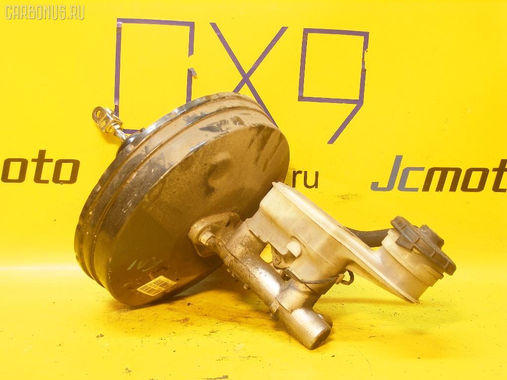 Главный тормозной цилиндр HONDA FIT GD1 L13A. Фото 6