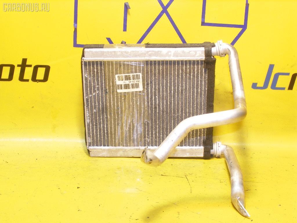 Радиатор печки HONDA FIT GD1 L13A. Фото 2