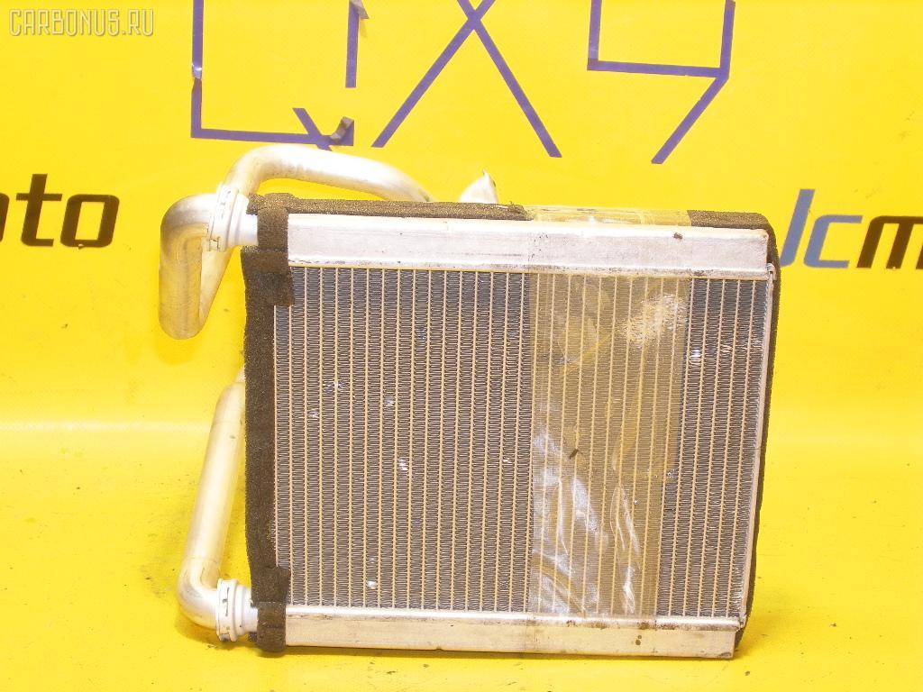 Радиатор печки HONDA FIT GD1 L13A. Фото 3