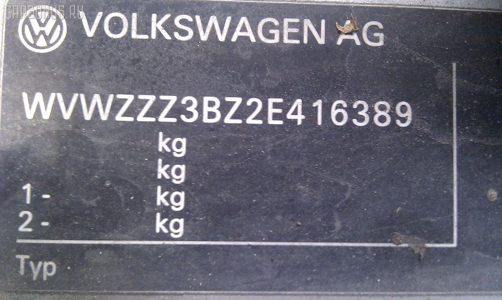Двигатель VOLKSWAGEN PASSAT VARIANT 3BAZM AZM Фото 10