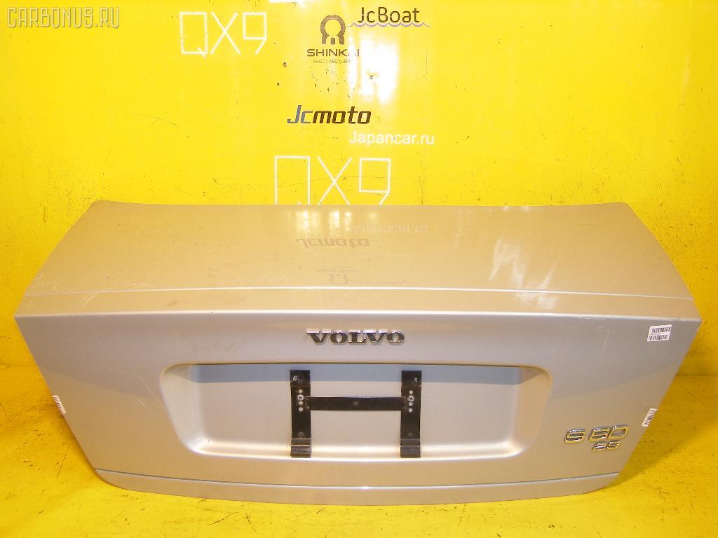 Крышка багажника VOLVO S80 I TS Фото 1
