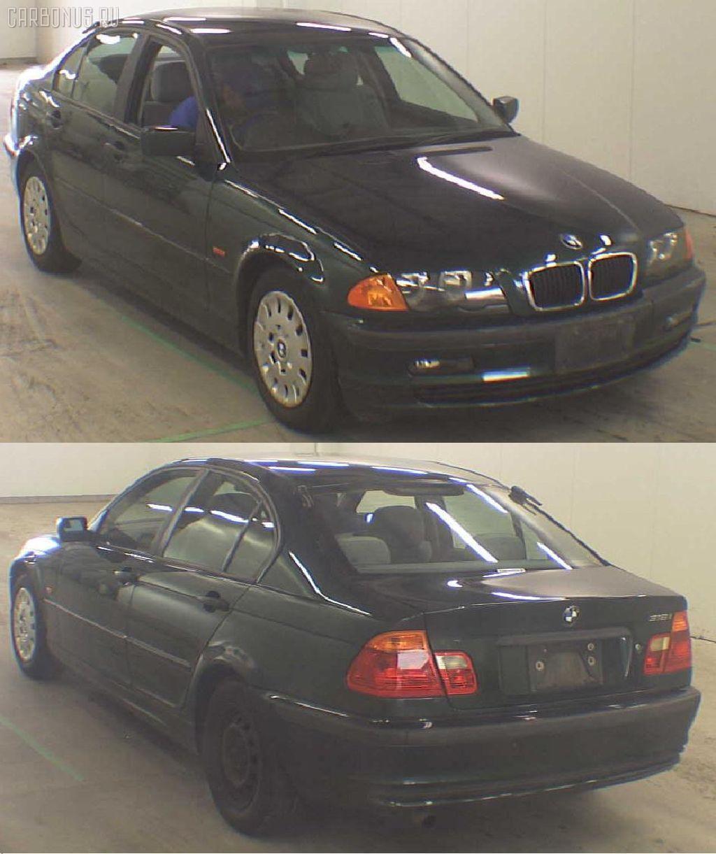 Кардан BMW 3-SERIES E46-AL32 M43-194E1 Фото 1