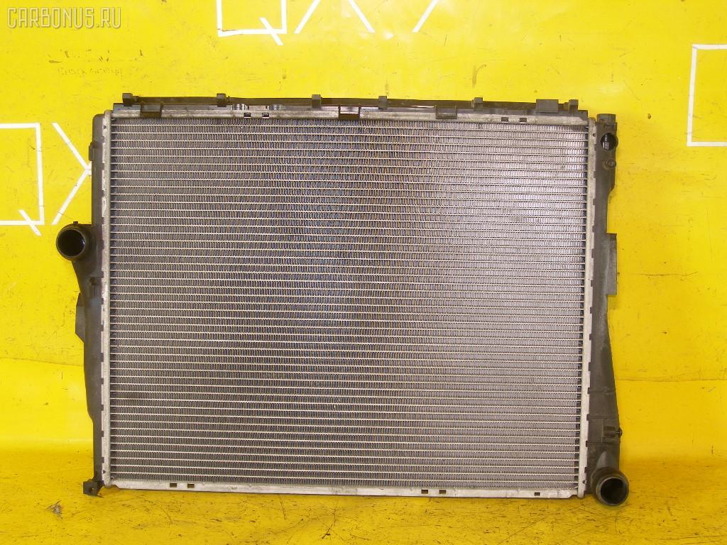 Радиатор ДВС BMW 3-SERIES E46-AV22 M54-226S1. Фото 6