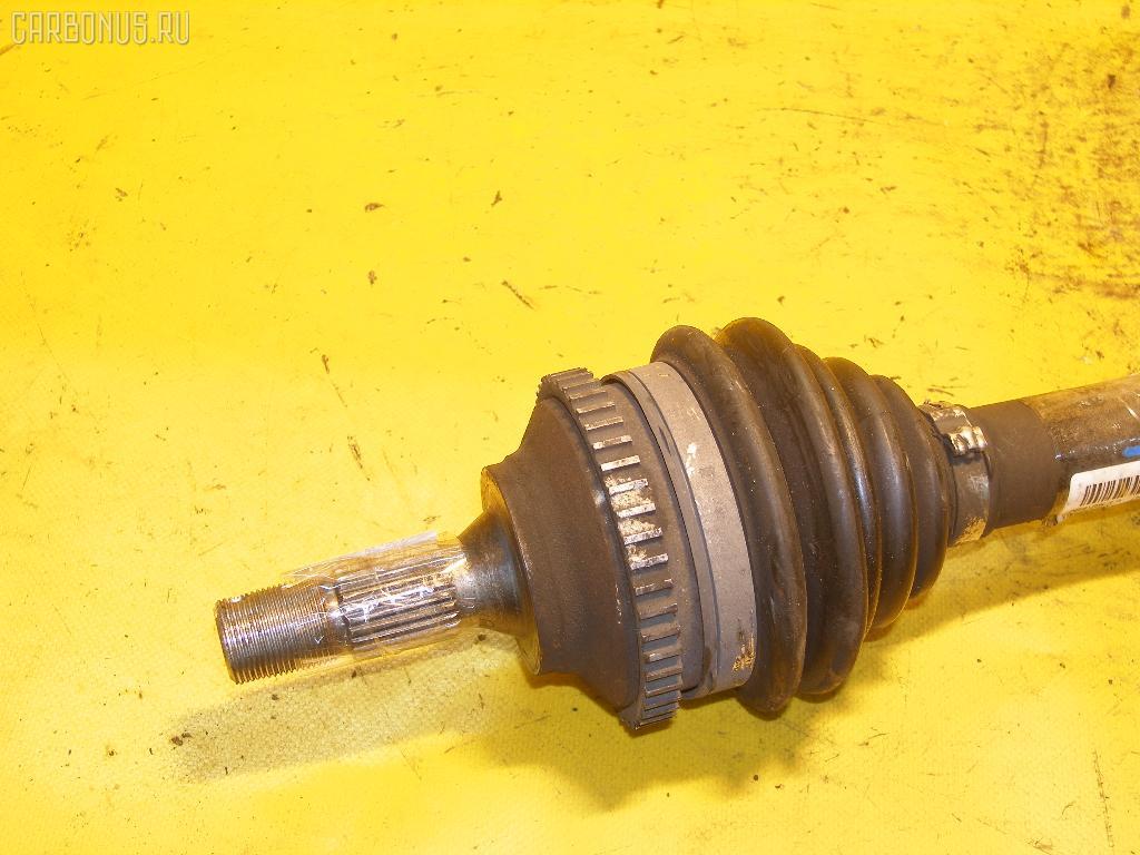 Привод PEUGEOT 206 SW 2KNFU NFU-TU5JP4 Фото 1