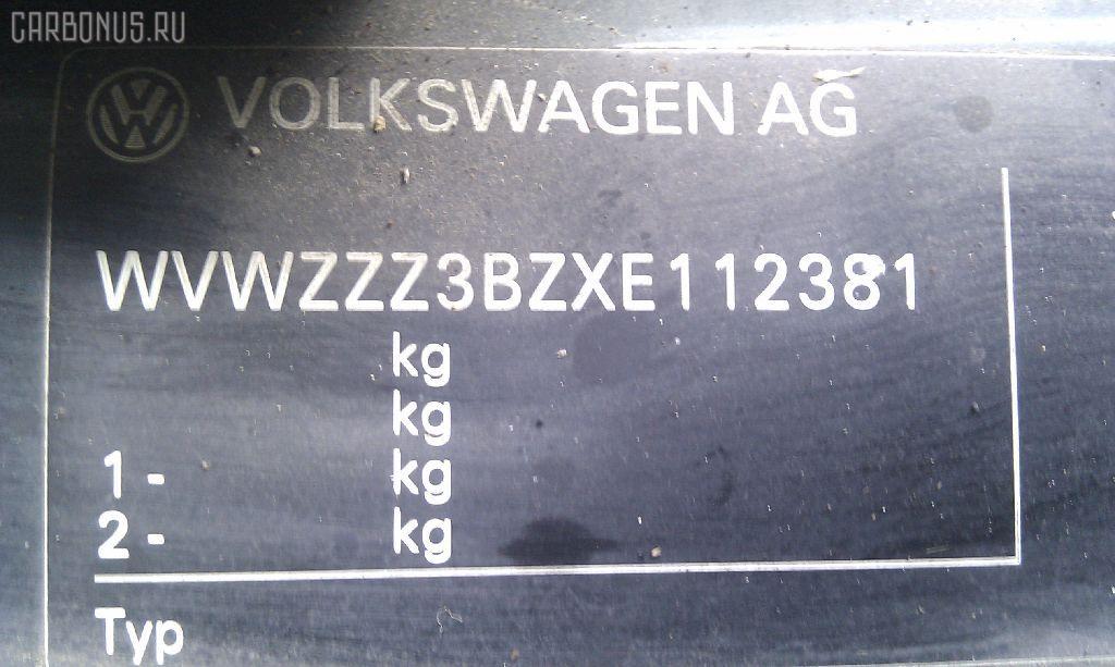 Бачок омывателя VOLKSWAGEN PASSAT VARIANT 3BAEB Фото 5