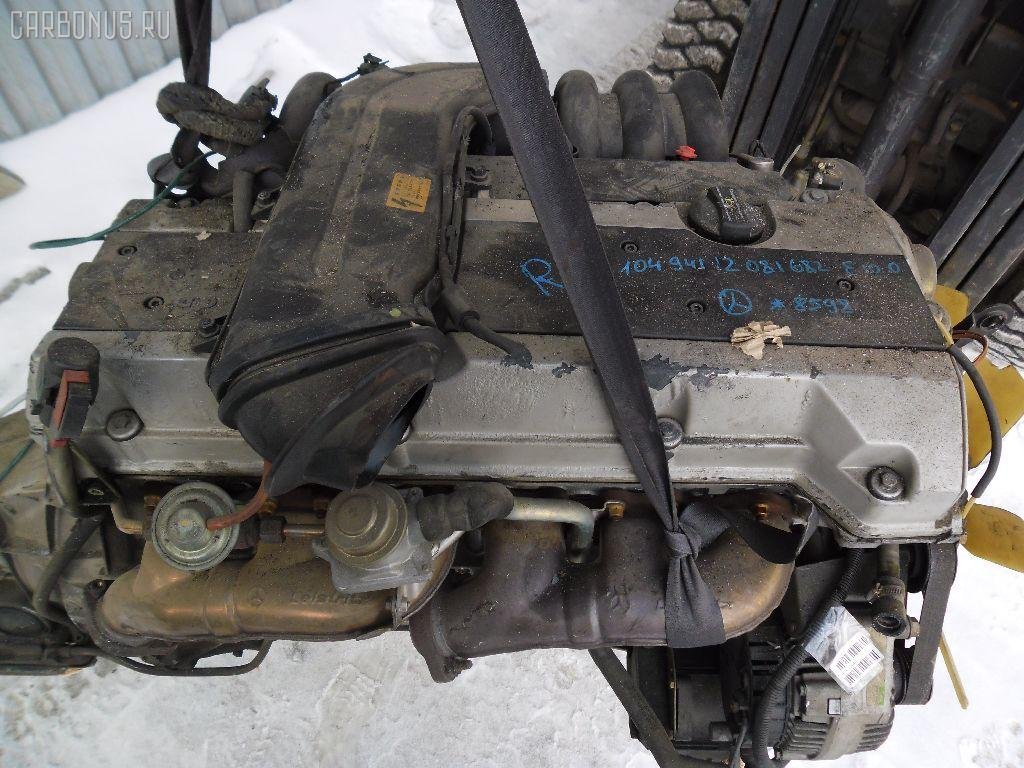 Двигатель MERCEDES-BENZ C-CLASS W202.028 104.941. Фото 7