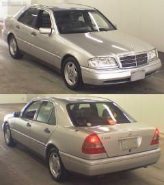 Рычаг Mercedes-benz C-class W202.028 Фото 2