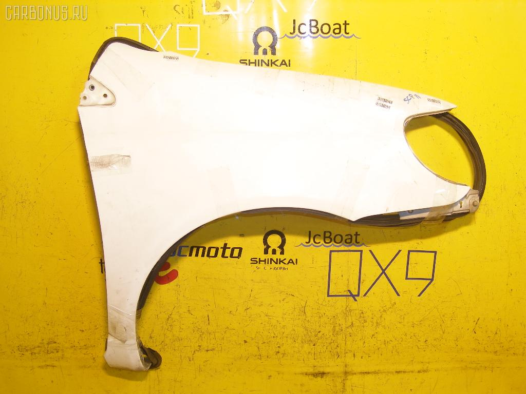 Крыло переднее TOYOTA PLATZ SCP11. Фото 3