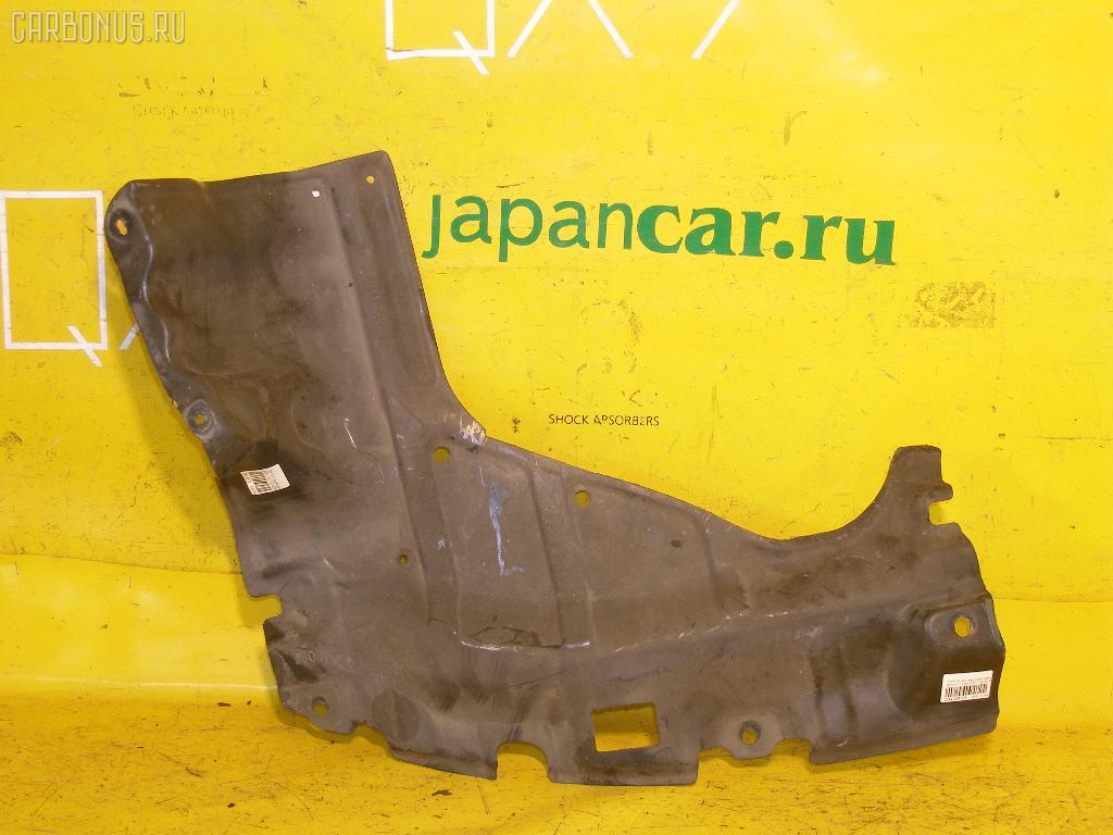 Защита двигателя TOYOTA PLATZ NCP12 1NZ-FE. Фото 11