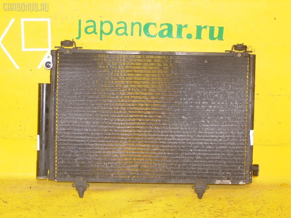 Радиатор кондиционера TOYOTA PLATZ SCP11 1SZ-FE. Фото 5