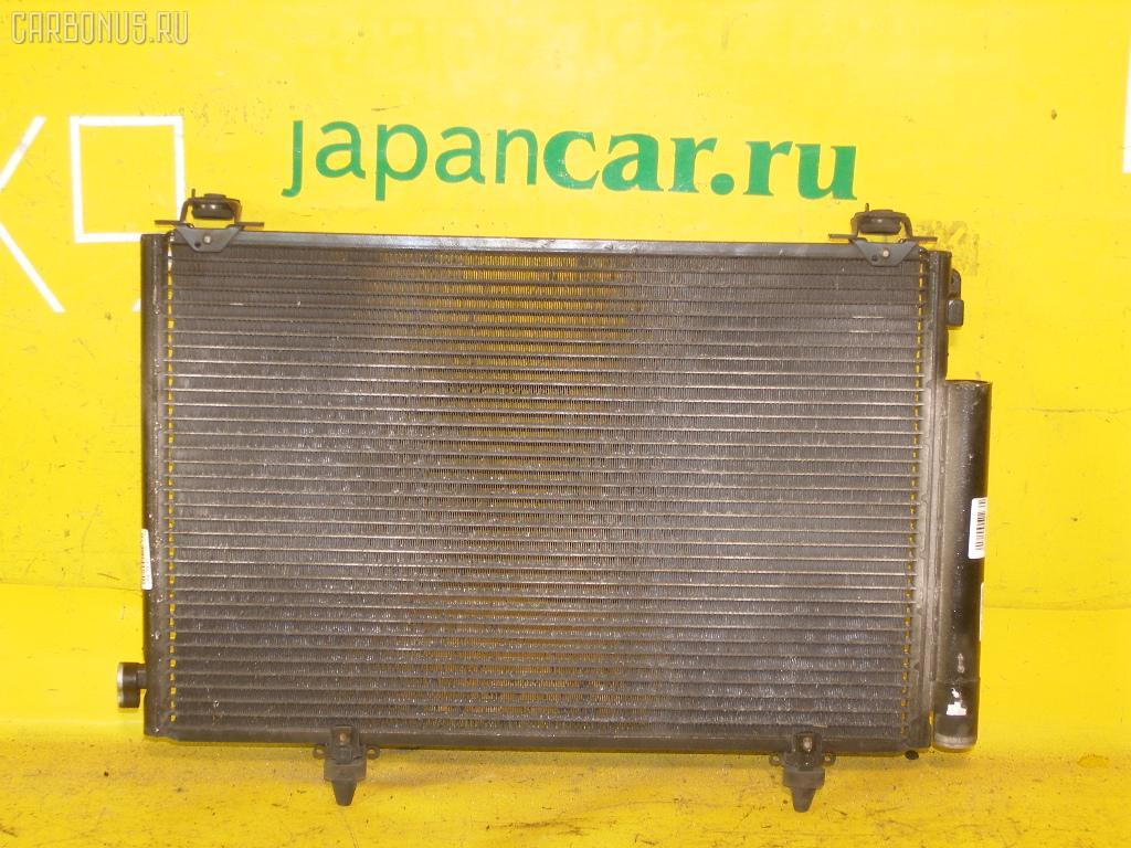 Радиатор кондиционера TOYOTA PLATZ SCP11 1SZ-FE. Фото 6