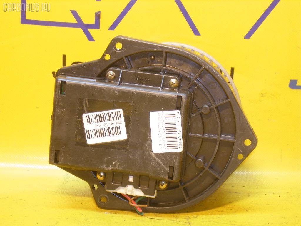 Мотор печки NISSAN WINGROAD WFY11. Фото 7