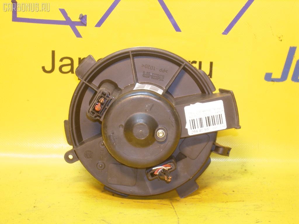 Мотор печки PEUGEOT 206 A206CC.