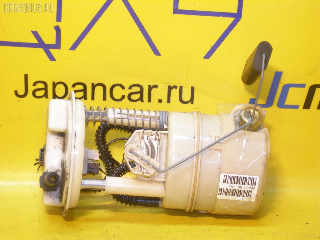 Бензонасос NISSAN MARCH AK12 CR12DE. Фото 1