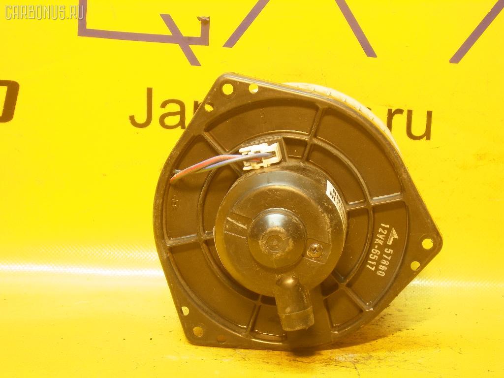 Мотор печки NISSAN. Фото 8