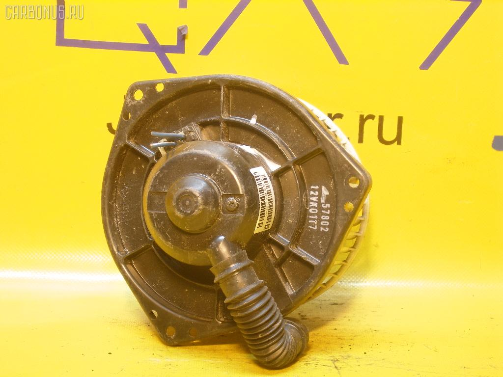 Мотор печки NISSAN AD VAN VFY10. Фото 2